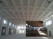 Radomsko, przebudowa hal fabrycznych na market wielkopowierzchniowy